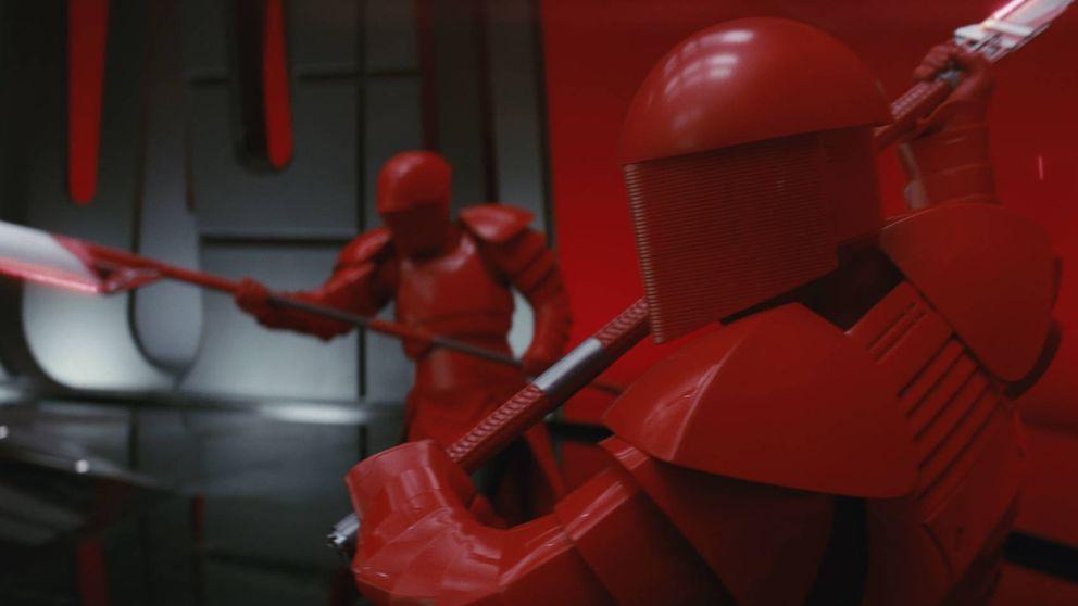 'Star Wars: los últimos Jedi'. El VIII episodio ya está aquí