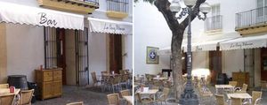 La Cruz Blanca, nueva cocina andaluza