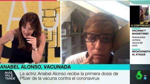 La carcajada de Mamen Mendizábal en pleno directo por culpa de Anabel Alonso