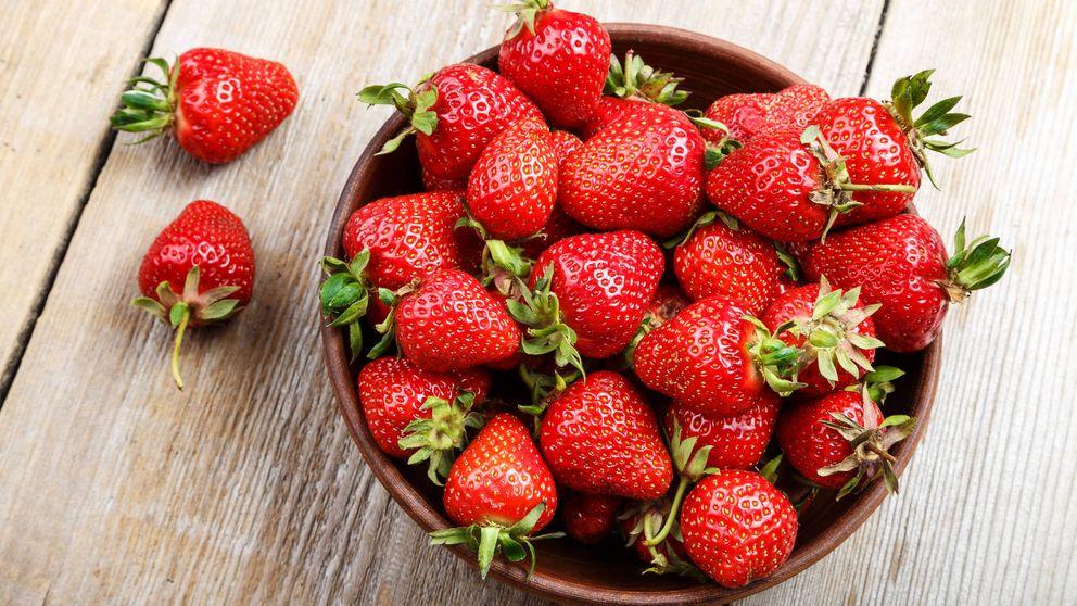 Fresa, la fruta de temporada con alto contenido en vitamina C