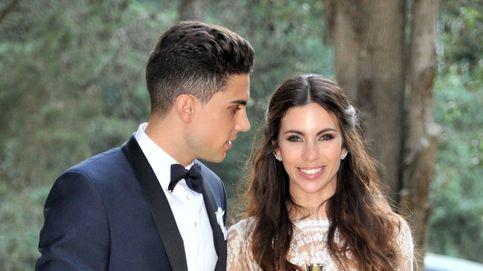 La romántica felicitación de Melissa Jiménez a Marc Bartra por sus 28 años (con sorpresa)