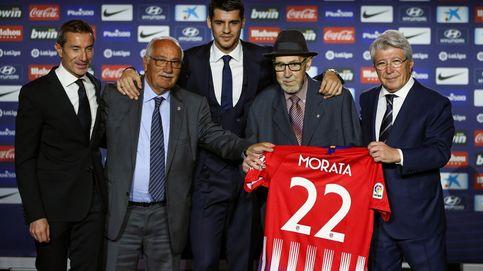 El esfuerzo del Atlético y Morata por demostrar su pedigrí rojiblanco