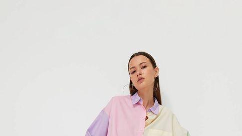 La camisa de cuatro colores de Stradivarius que arrasa en ventas