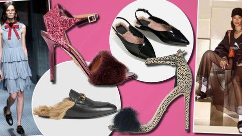 Donde hay pelo hay alegría: los 16 pares de zapatos Yeti más irresistibles