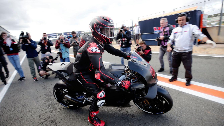 Las únicas dudas de Honda sobre Márquez y Jorge Lorenzo antes de empezar su 'lucha'