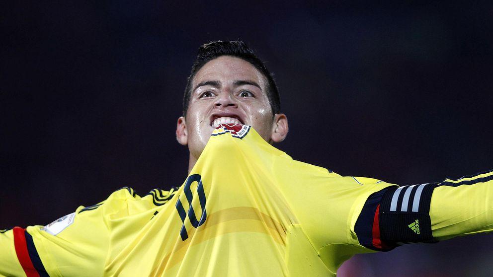 James dedica su gol a Rafa Benítez: Esto es para los que dicen que no estoy bien