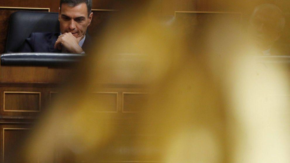 El separatismo sentencia los PGE y Gobierno y PSOE apuestan por el 28-A