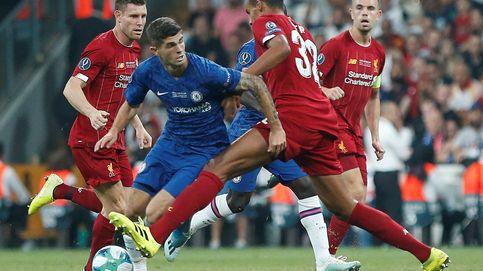 Liverpool - Chelsea, en la Supercopa de Europa: horario y dónde ver en TV y 'online'