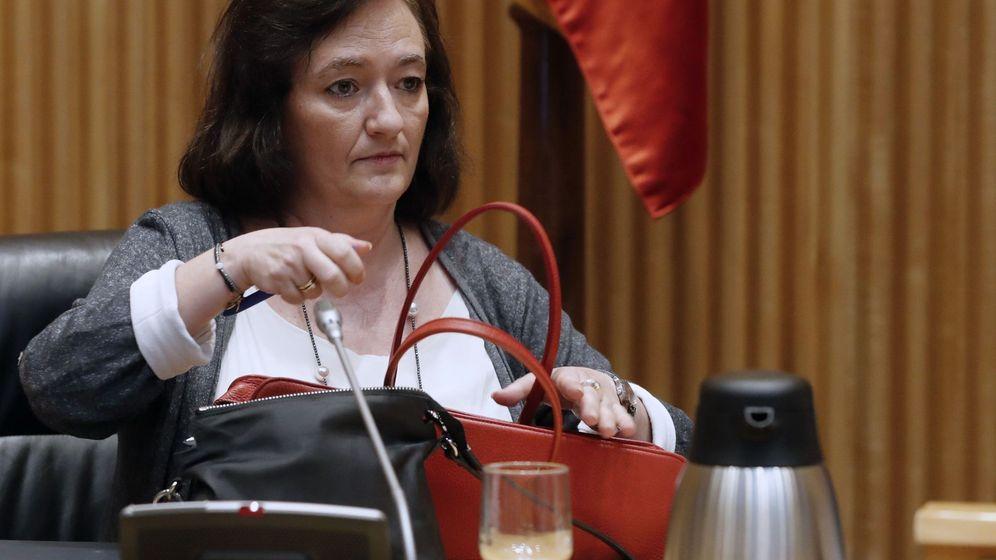 Foto: La presidenta de la AIReF, Cristina Herrero. (Efe)