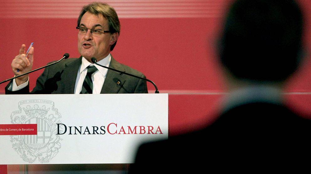 La Generalitat abre expediente a la Cámara de Comercio de Barcelona