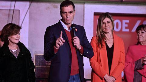La prenda electoral de Begoña Gómez e Isabel Torres de la que todo el mundo habla