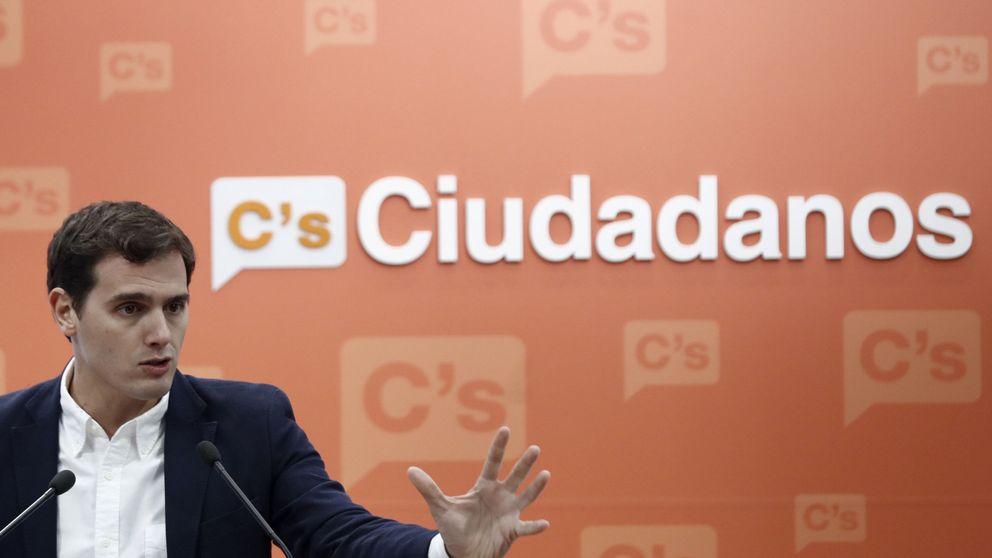 Rivera se plantea gobernar en 2019 porque C's llega sin mochilas