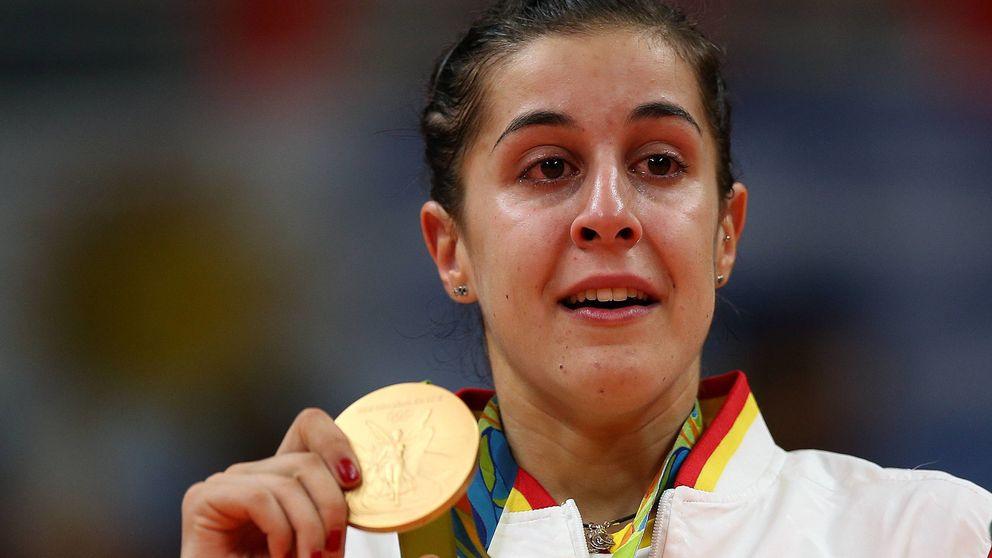 Carolina Marín, el oro del sueño de una niña de Huelva
