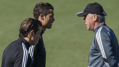 Ancelotti: El agente de Bale podría haberse quedado callado, era mejor
