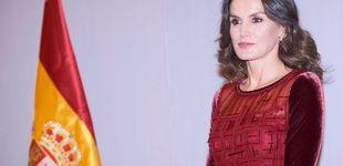 Post de Letizia se despidió de Marruecos con un vestido al alcance de muy pocos: 7.700 euros