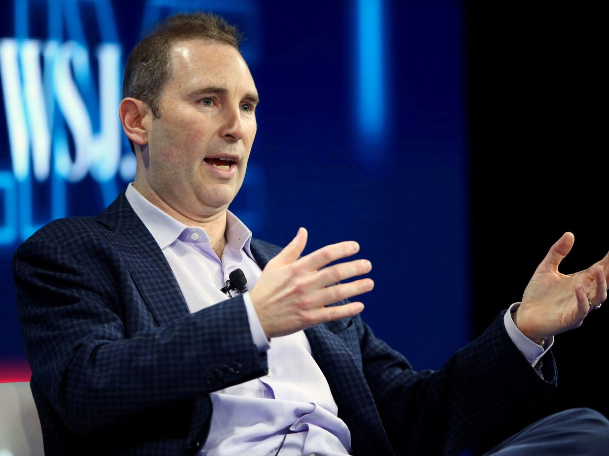 Foto: Andy Jassy, nuevo CEO de Amazon. (Reuters)