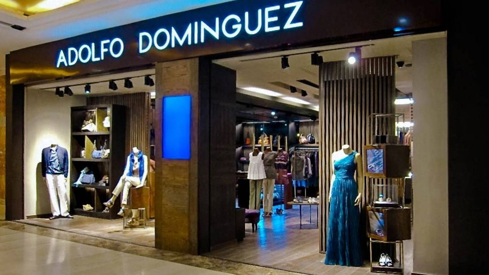 Noticias de inditex adolfo dom nguez y el consejero for Ultimas noticias de adolfo dominguez