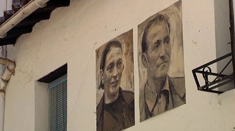 La localidad salmantina con más de 700 retratos en sus fachadas
