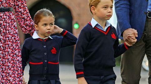 Guillermo y Harry, George y Charlotte: la teoría del duque de Edimburgo se cumple