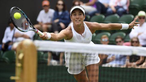 Garbiñe Muguruza debuta en Wimbledon con triunfo ante Ekaterina Alexandrova