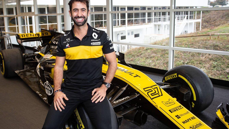 El ingeniero español (y ángel de la guarda) que controla el coche de Carlos Sainz