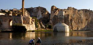Post de La joya arqueológica turca que desaparece bajo el agua por la construcción de una presa