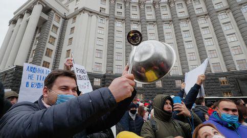 Ucrania registra un nuevo récord diario con 11.787 nuevos casos, 388 de ellos menores