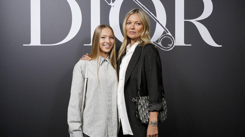 Que tiemblen las Hadid: la hija de Kate Moss promete ser la modelo de la década