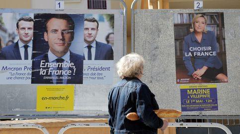 Siga en directo las elecciones en Francia: Macron y Le Pen luchan por el Elíseo