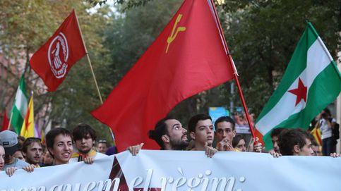 Grupos ultras de ambos signos se dan cita en Barcelona para el 1-O