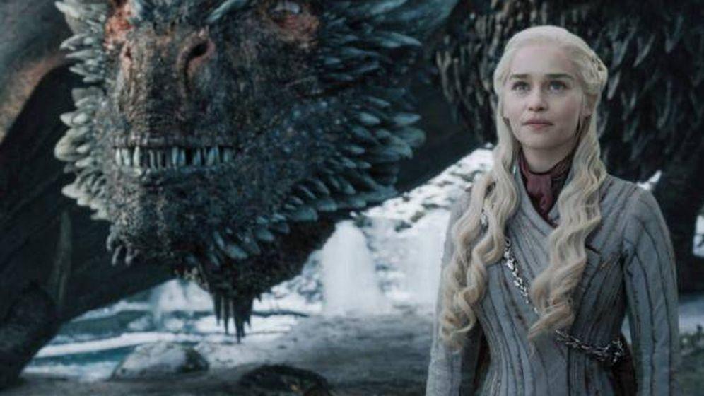 Foto: Daenerys Targaryen junto a su dragón. (HBO)