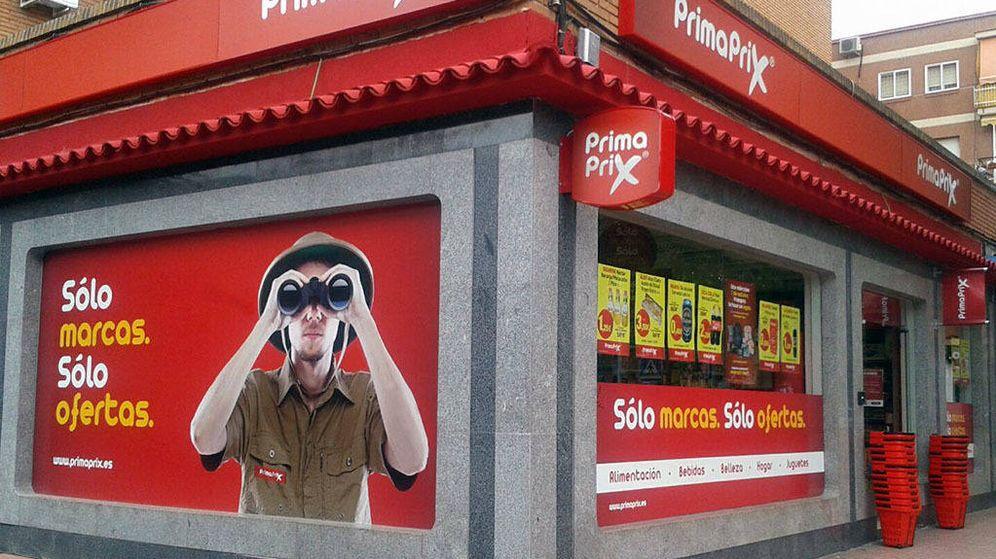 Foto: Una tienda de Primaprix.