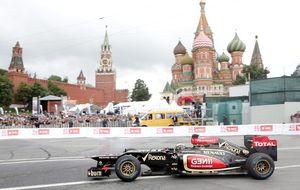 Lotus encuentra 'trabas legales' en el sustituto de Raikkonen para 2013