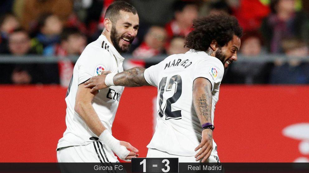 El egoísmo de Benzema en el Real Madrid vale más que todas sus florituras