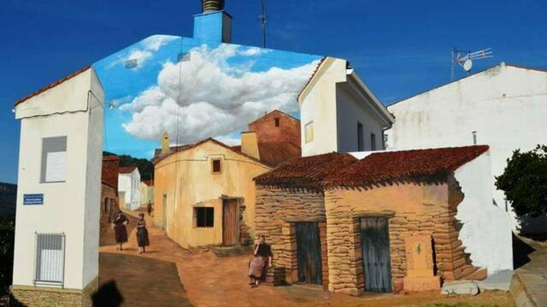 La ruta del nuevo arte rural: los mejores murales reivindicativos que puedes visitar en España
