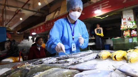China intensifica el control y la desinfección de los productos congelados importados