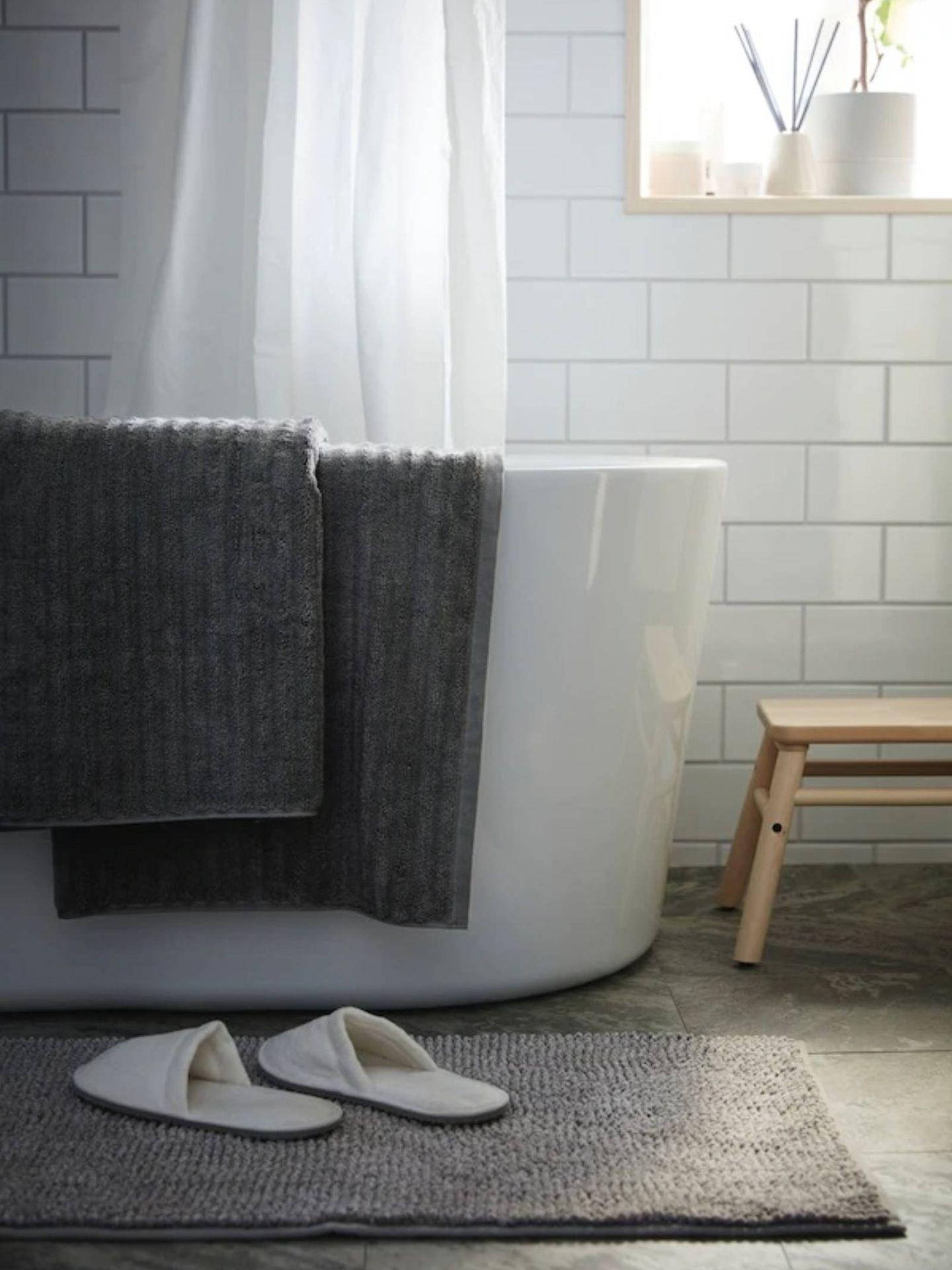 Un baño más ecológico con estos trucos de Ikea. (Cortesía)