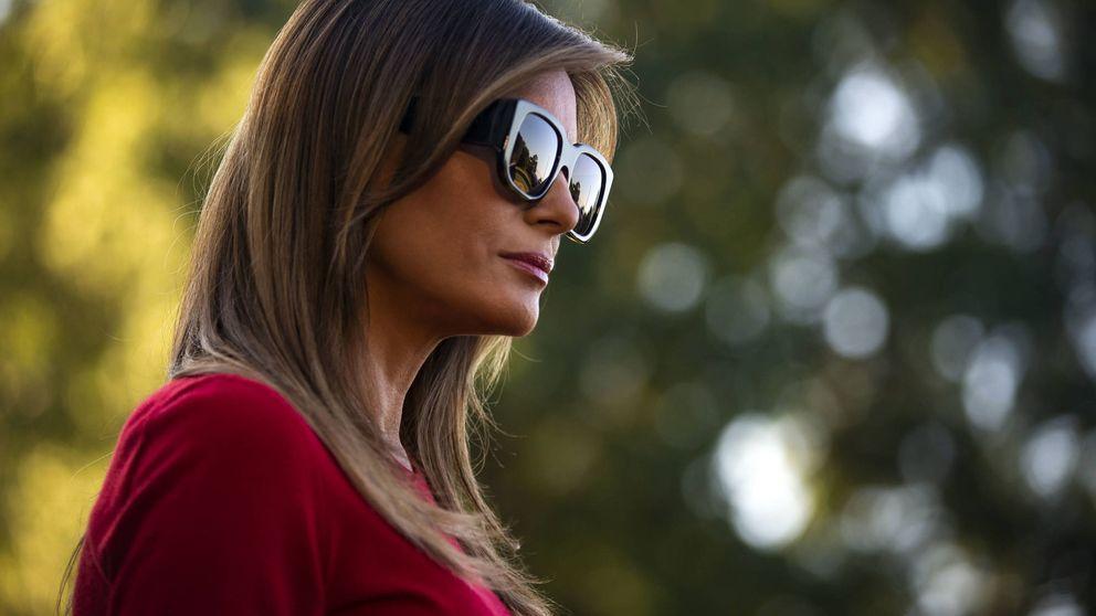 ¿Por qué algunos ven a Melania Trump como el 'topo' de la Casa Blanca?