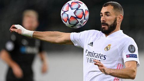 Casemiro salva al Real Madrid de una debacle en la Champions en el minuto 93 (2-2)