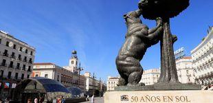 Post de ¿Quién quiere derribar la estatua del Oso y el Madroño?