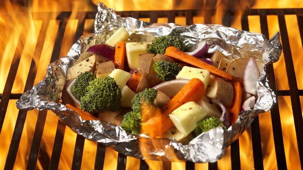 Foto: La mujer cambió la quimio y la radioterapia que le aconsejaron por una dieta basada en frutas y verduras crudas