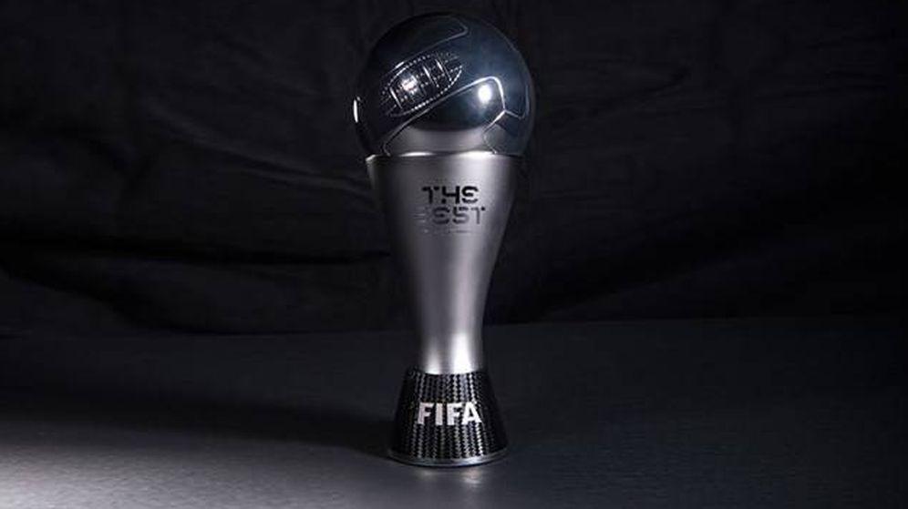 Foto: Galardon The Best. (FIFA)