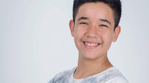 TVE tira de nuevo de 'La Voz Kids' y elige a Levi Díaz para 'Eurovisión Junior 2021'