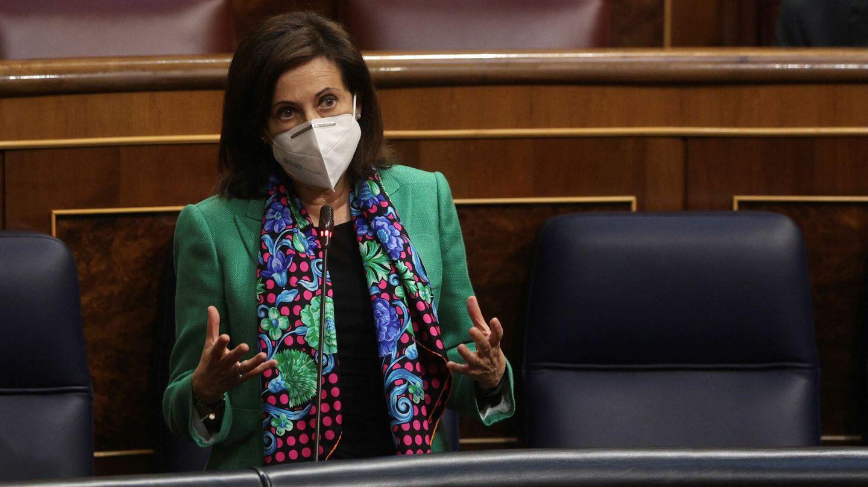Robles, hoy en el Congreso. (EFE)