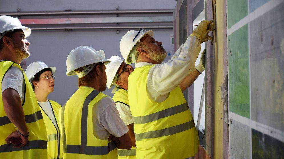 Foto: El sector de la construcción alerta por la falta de profesionales. (FLC)