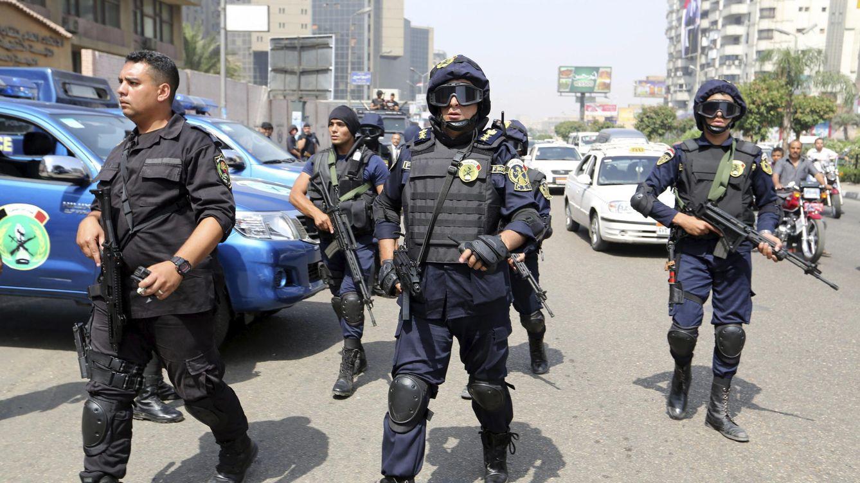 La Policía y el Ejército de Egipto matan por error a varios turistas mexicanos