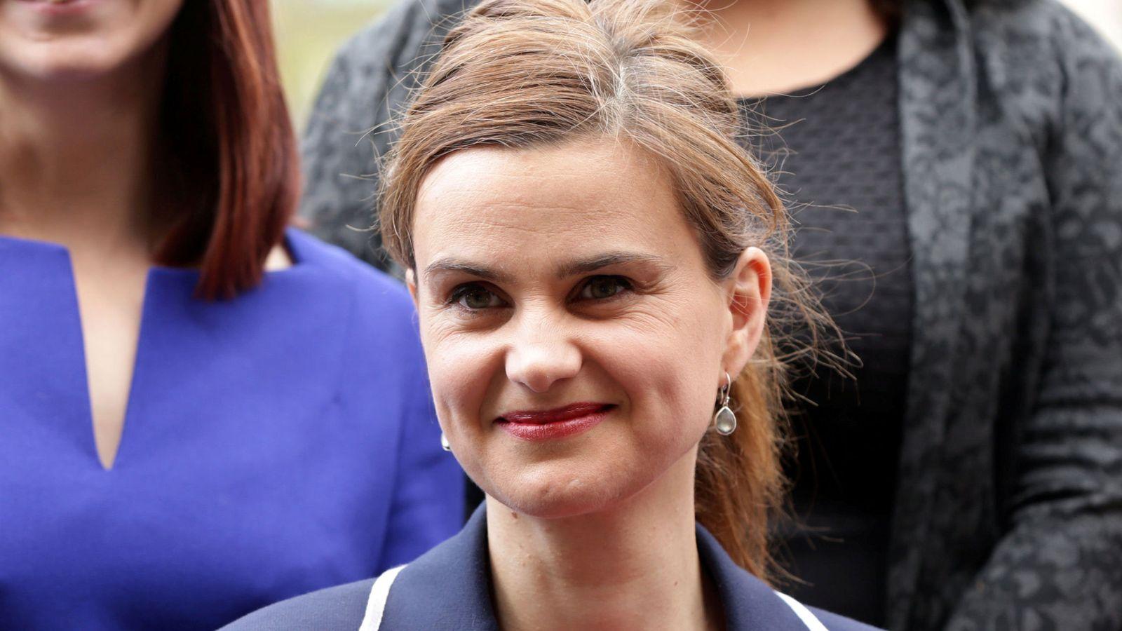 Foto: Imagen de archivo de la diputada laborista Jo Cox. (Reuters)