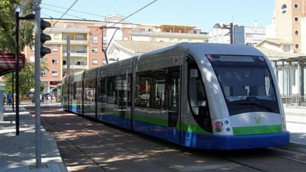 El primer tranvía andaluz, a dique seco tras 40 millones en subvenciones europeas