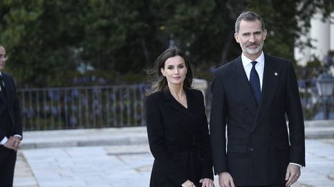 Felipe y Letizia presiden el funeral de Pérez-Llorca: acudieron Rajoy y todo el Madrid legal