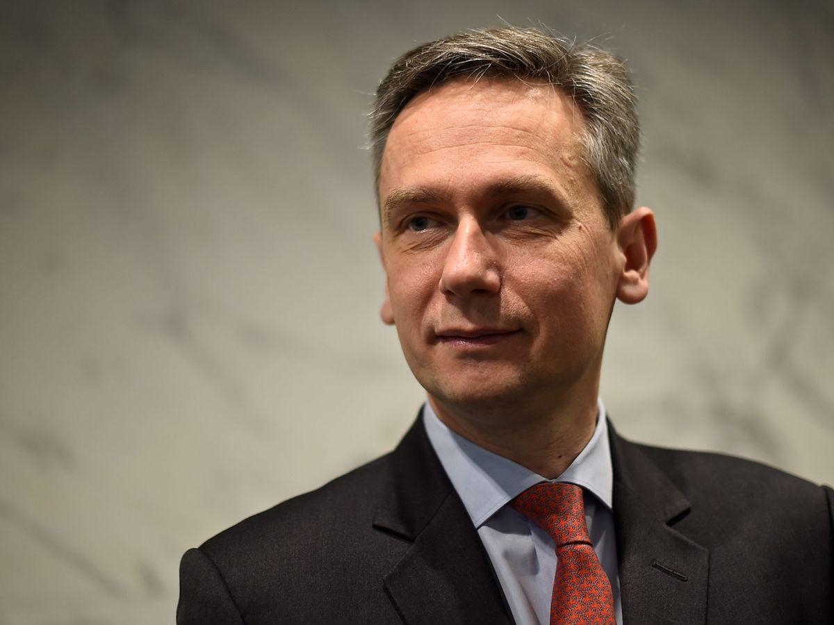 Foto: Jean-Sebastien Jacques, CEO de Rio Tinto, ha presentado su dimisión. Foto: REUTERS Hannah McKay